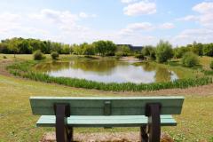 La lagune d'Autroche